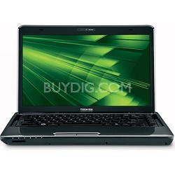 """Satellite 14.0"""" L645D-S4050GY Notebook PC"""