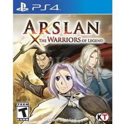 Arslan Warriors of Legend PS4