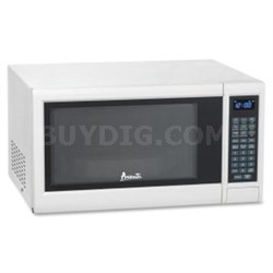 1.2CF 1000 W Microwave WH OB