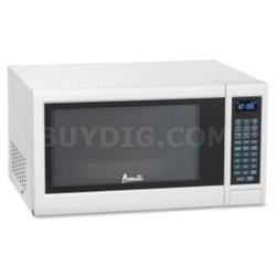 1.2CF 1000 W Microwave WH OB