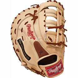 "Heart of the Hide Limited Edition 12.5"" First Base Glove, Right Hand Throw"