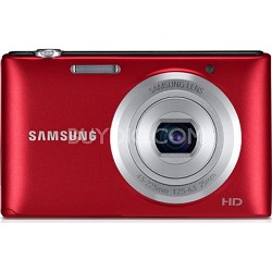 ST72 Digital Camera - Red