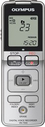 VN-7000 Digital Voice Recorder (Silver) REFURBISHED