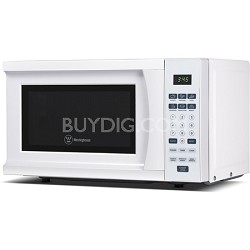 700W Counter Top Microwave Oven, 0.7 Cubic Feet, White (WCM770W)