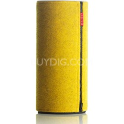 LT-032-WW-1401 Zipp Speaker Cover - Pineapple Yellow