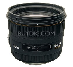 50mm f/1.4 EX DG HSM Autofocus Lens for Canon SLR