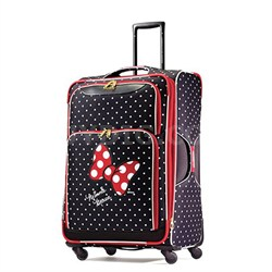 "67615-4755 28"" Softside Spinner - Minnie Mouse Polka Dot"