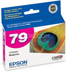 Claria Hi-Definition Ink Cartridge (Magenta) for Epson Stylus 1400
