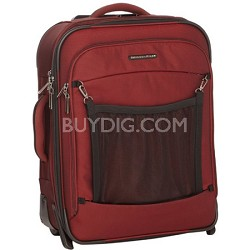 "Transcend 20"" Carry-On Expandable Wide-body Upright - Sunset"