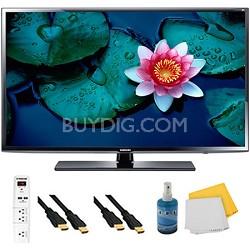 """UN46H5203 - 46"""" Full HD 60Hz 1080p Smart TV Plus Hook-Up Bundle"""