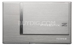 FINEPIX Z200fd 10 MP Digital Camera (Silver)