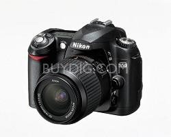 D50 Digital SLR Camera w/ 28-80mm f/3.3-5.6G