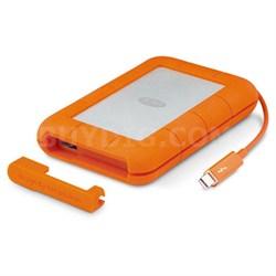 Rugged Thunderbolt USB 3.0 1TB External Hard Drive - LAC9000488