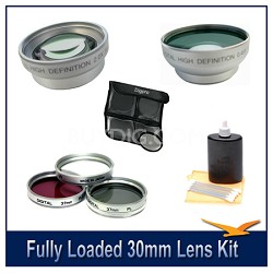 Fully Loaded 30mm Lens Kit