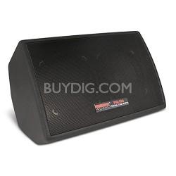PM-200A -Watt -Channel Live Sound Monitor, Black