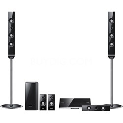HT-C7530W/XAA - 5.1 Channel Stylish Blu-ray Home Theater System