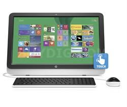 """22-3020 21.5"""" AMD A6-6310  All-in-One Desktop PC"""