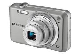 SL50 10.2MP 5x Zoom Digital Camera (Silver)