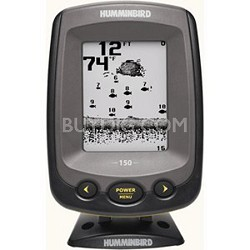 407190-1 - PiranhaMAX 150 4-Inch Waterproof Fishfinder