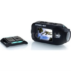 Drift Ghost-S 1080p Full HD Waterproof Action Camcorder - OPEN BOX