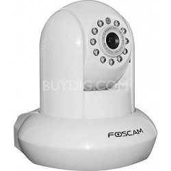 FI8910E Power Over Ethernet (POE) IP Camera - White