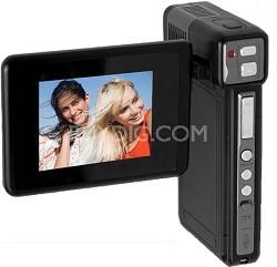"DVR 865HD 8.1MP 2.4"" LCD, 8x Digital Zoom Camcorder"