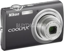 COOLPIX S220 Digital Camera (Graphite Black)