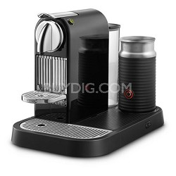 Citiz and Milk Espresso Maker with Aeroccino Milk Frother, Black