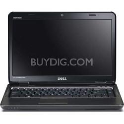 "Inspiron 14R i14RN-1593BK 14.0"" Notebook - Intel Core i5-2450M Processor"