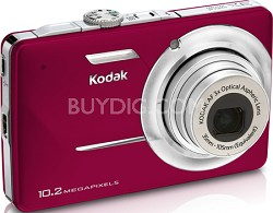 "EasyShare M340 10.2 MP 2.7"" LCD Digital Camera (Red)"