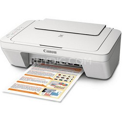 MG2520 All-in-One Print, Copy, Scan Inkjet Color Photo Printer