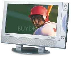TC-15LV1 15in Combination LCD TV/DVD PLAYER