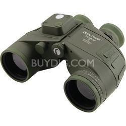 Oceana 7x50 Porro Binocular - Green