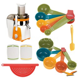 Centrifugal Juicer Deluxe Bundle
