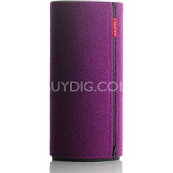 LT-032-WW-1601 Zipp Speaker Cover - Plum Purple