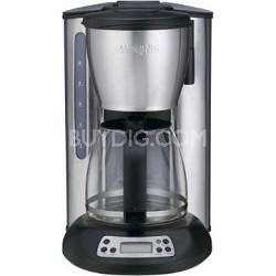 CMS100 10 Cup Coffee Maker