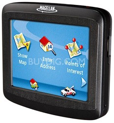 RoadMate 1200 Portable Car GPS Navigation System