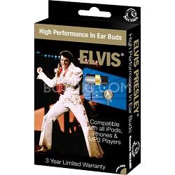 RBW-5703 - Elvis Presley - Vegas In-Ear Buds Window Box