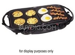 Fold-n-Store Griddle