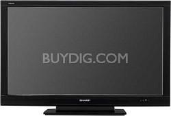 "LC40D78UN - 40"" High-definition 1080p 120Hz LCD TV"