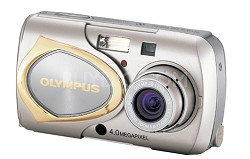 Stylus 410 Digital Camera ** ONLY 1 PC LEFT CLOSEOUT**