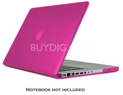 "Speck SeeThru for MacBook Pro 15"" (Unibody), Pink"