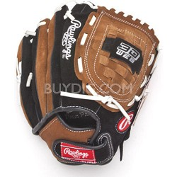 """Player Preferred 10.5"""" Infield/Outfield Baseball Glove Right Hand Throw PP105DP"""