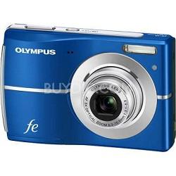 """FE-45 10MP 2.5"""" LCD Digital Camera (Navy)"""