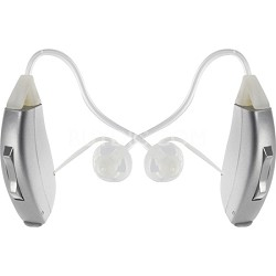 PS1600BTESV-P Behind The Ear Amplifier - Silver