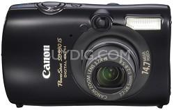Powershot SD990 IS 14.7 MP Digital ELPH Camera (Black)