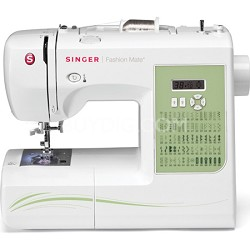7256 Fashion Mate 70-Stitch Computerized Sewing Machine