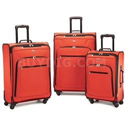Pop Plus 3 Piece Luggage Set (Orange) - 64590-1641