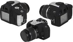 DDSPROND5000-B Professional Snug-it Camera Skins for NIKON D5000