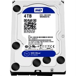 """4TB WD Blue  3.5"""" SSHD"""